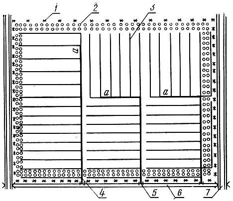 Первичная схема по закладке