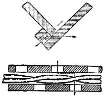 Рис. 7. Канатиковый высевающий аппарат