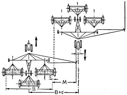 Схема установки и расчёт