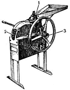 Как сделать молотилку для зерна своими руками 724