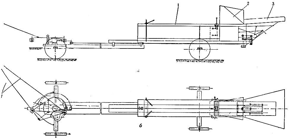Схема пресса НСК-1,0: а - вид