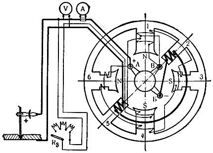 Схема электросварочного